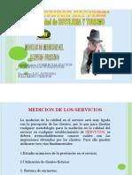 MODELOS DE MEDICION DE SS. II