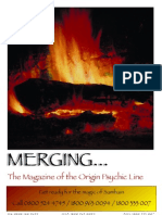 Origin Psychics - The Merging Magazine