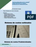 Diapositivas de costos estimados .pdf