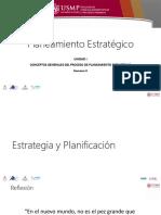Planeamiento Estratégico - 1 - Semana 3