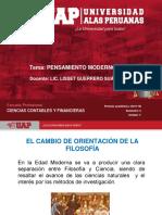 Semana 5 - Pensamiento Moderno.pdf