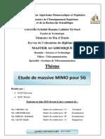 Etude de massive MIMO pour 5G.pdf