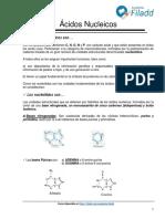 Unidad 3-acidos nucleicos
