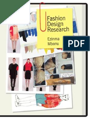Fashion Design Research By Mbonu Ezinma Z Lib Org Pdf