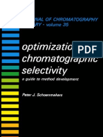ion of Chromatographic Selectivity_1986