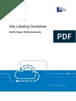 BellTel_STD_HQ_QM_Site Labeling Guidelines_20160201_V1.5