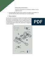 Taller tipos de dibujo mecánico. líneas y normas técnicas