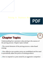 Session 17 Pricing in Business Marketing