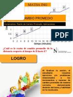 PPT_13_RAZON DE CAMBIO PROMEDIO
