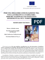 Seminario Tecnico - Con La Partecipazione Di Arianna Visentini