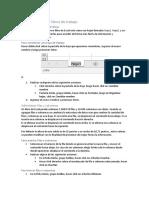 3 - Formatear hojas y libros de trabajo