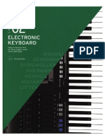 Trinity College London Electronic Keyboard Grade 2 Full book