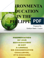 LAYOS- ENVIRONMENTAL EDUCATION IN THE PHILIPPINES.pptx