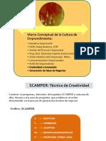 INICIAT EMP - 2013-II- CREATIVIDAD E INNOVACIÓN (SESION 8 Y 9)