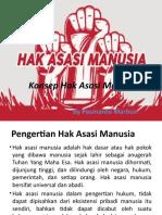 Pertemuan Pertama Bab I Konsep HAK Asasi Manusia.pptx