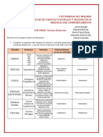 Informe Sistema endocrino Mariana Bolívar, Paula Borja, Laura Arango, Manuela García, Mariana Acosta