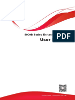 8000B Series Enhanced Inverter User Manual