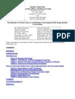 Utilization_Torture_Tests_Addendum_SP_Mix_Design_System