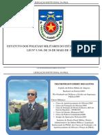 Legislação da PMAL.Apresentação