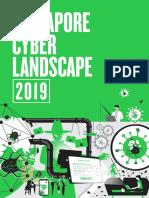 Singapore Cyber Landscape 2019
