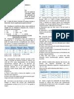 LISTA DE EXERCÍCIOS 02 - QUÍMICA 1 - T.1075 T.2025 2017.2 (1)