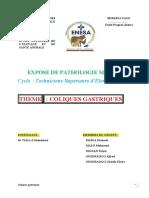 EXPOSE DE PATHO MED