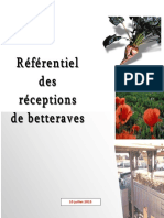 2015 Referentiel Des Receptions Version 2015-07-10 2