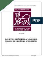 ANTOLOGÍA ELEMENTOS DIDÁCTICOS APLICADOS AL PROCESO DE ENSEÑANZA APRENDIZAJE.pdf