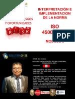 ISO 45001-Interpretacion e Implementacion-Modulo 8