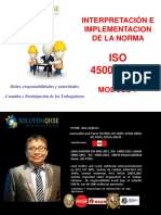 ISO 45001-Interpretacion e Implementacion-Modulo 7
