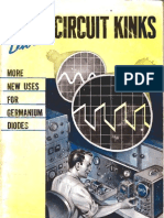 Crystal Diode Circuit Kinks