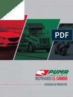 Catalogo Puma Lubricants