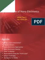 Overview of Nano Electronics 1