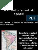 Conformación Del Territorio Nacional (Sexto)