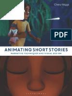Animating Short Stories - Cheryl Briggs