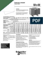 DT1-Transformadores sumergidos MINERA