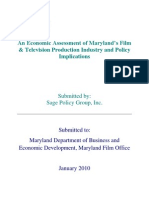 2009 p180 DBED Film Industry Report2