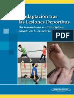Readaptacion tras lesiones deportivas, una mirada global