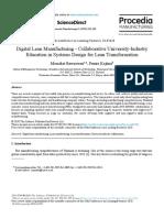 Digital-Lean-Manufacturing---Collaborative-University-Indus_2020_Procedia-Ma