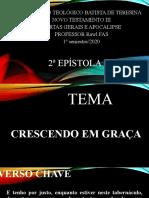 2 EPÍSTOLA DE PEDRO