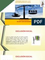 EXCLUSIÓN Y DESIGUALDAD