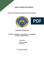 Manual Proyecto Telematico