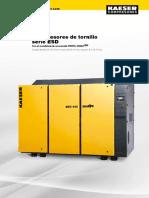 Catalogo Kaeser Compresores de Tornillo