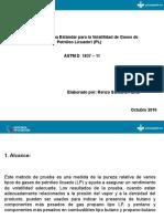 Presentacion ASTM D 1837