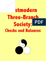 Postmodern Three-Branch Society