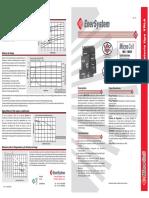 Baterías Microcell - Hoja de datos.pdf