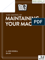 Take Control of Maintaining Your Mac (3.1)