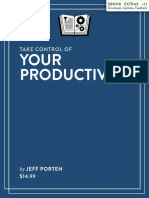 Take Control of Your Productivity (1.1)