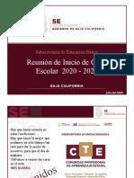 Presentación REUNIÓN ESTATAL INICIO DE CICLO ESCOLAR