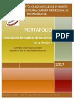 Formato de Portafolio I Unidad- Gerson Galarreta